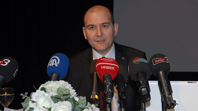 Bakan Süleyman Soylu net konuştu