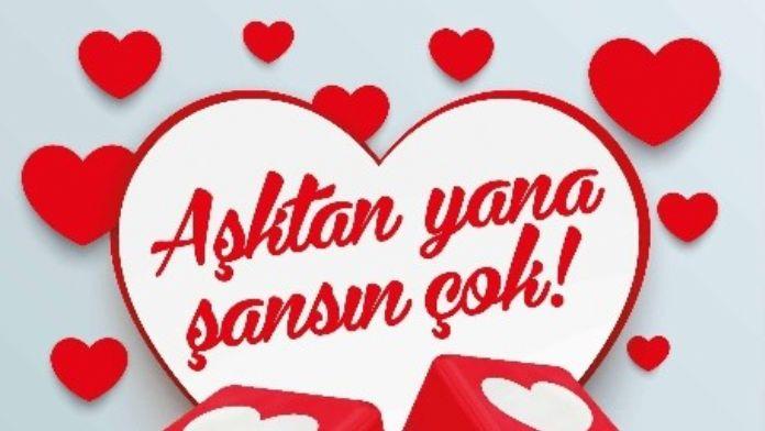 Forum Magnesia Sevgililer Gününe Hazır