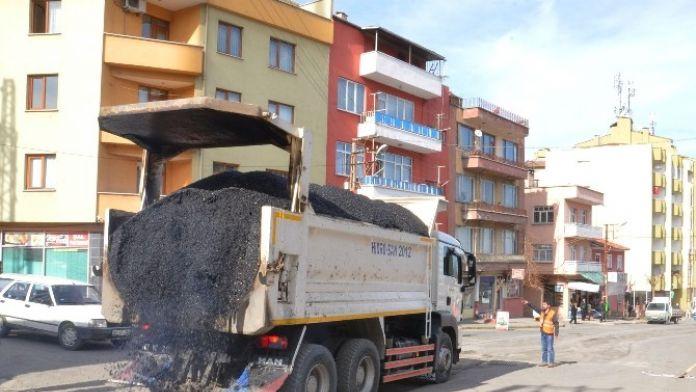 Trabzon'da 2015 Yılında 307 Bin Ton Asfalt, 123 Bin Metreküp Beton Serildi