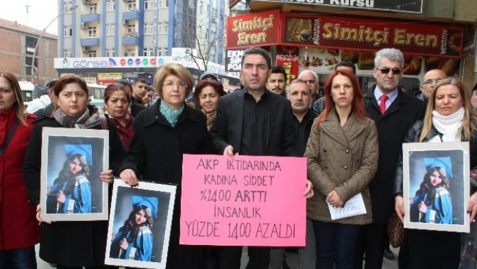 Özgecan Aslan, Ölümünün 1. Yıl Dönümünde Malatya'da Anıldı