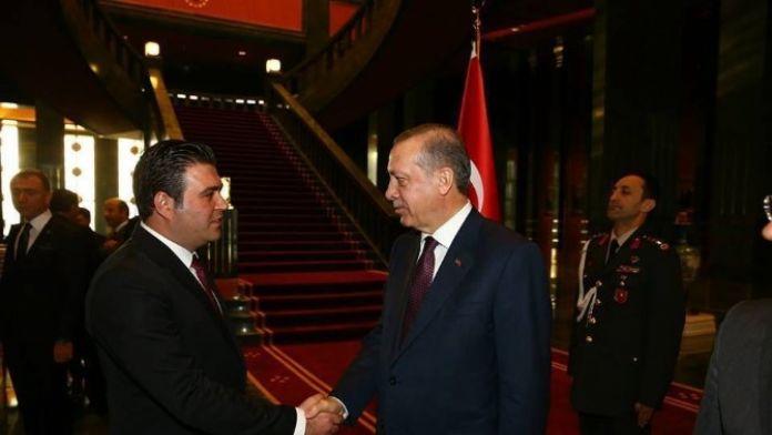 Sökeli Genç İş Adamları Cumhurbaşkanı Recep Tayyip Erdoğan İle Buluştu