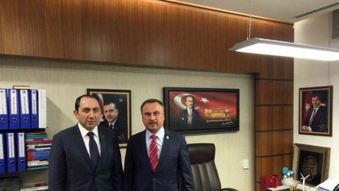 Milletvekili Sert'ten Hitit Üniversitesi'ne Övgü