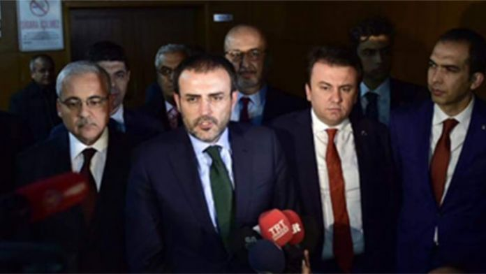 Bakan Ünal, Yeni Şafak ve Yeni Akit Gazetesine yapılan saldırıyı kınadı