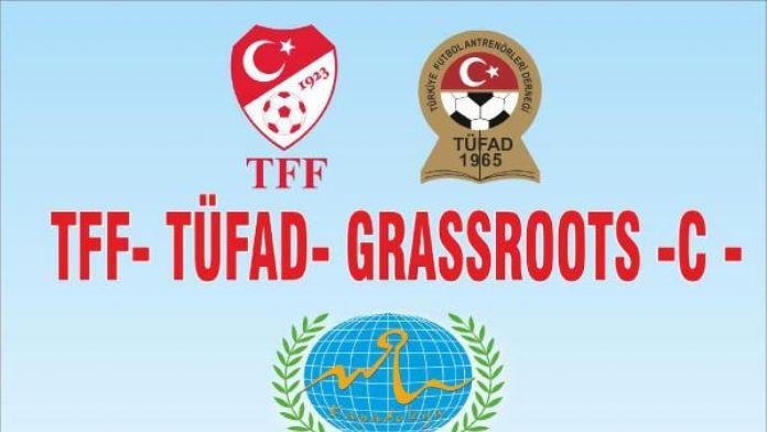 Nevşehir belediyesi işbirliği ile 2'nci Kademe futbol antrenörlüğü kursu düzenleniyor