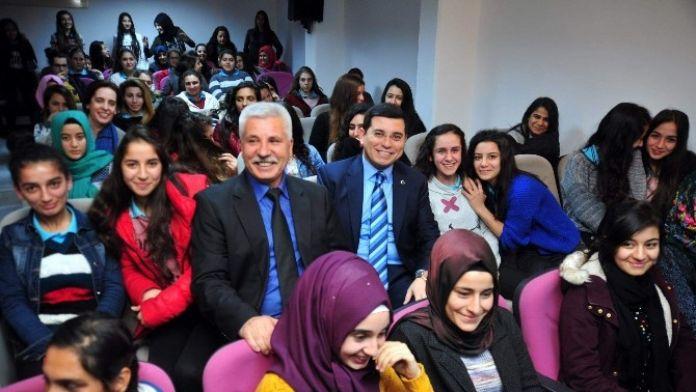 'Kepez'de Gençlik Buluşmaları' Projesi
