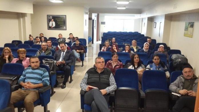 Burhaniye'de Uygulamalı Girişimcilik Eğitimi Tamamlandı