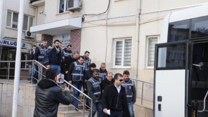 Paralel yapı operasyonu :17 kişi mahkemeye sevk edildi