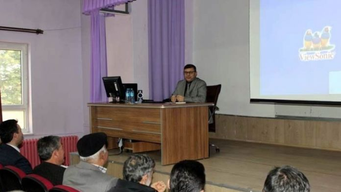 Beyşehir'de İlçe İdare Kurulu Toplantısı