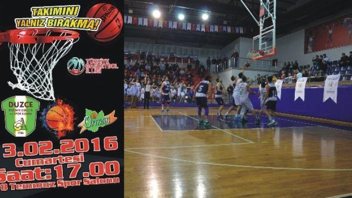 Düzce Belediyespor Basketbol Ve Voleybol Takımları Hazırlıklarını Tamamladı