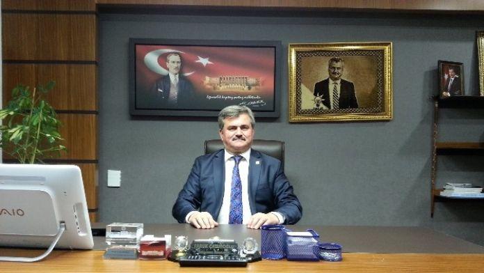 Çaturoğlu; 'Tren Seferleri 15 Mart'tan İtibaren Başlayabilir'