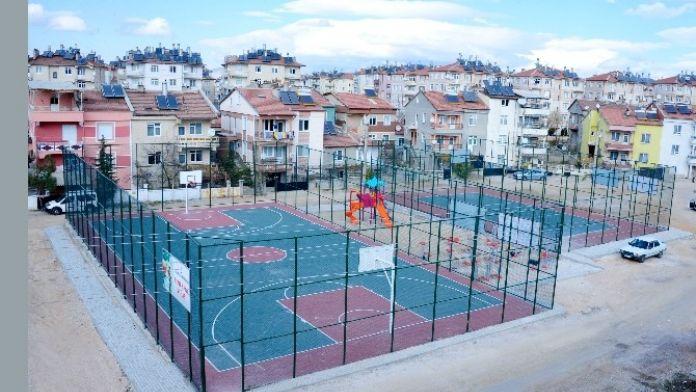 Karaman'da Semt Spor Sahalarının Sayısı Artıyor