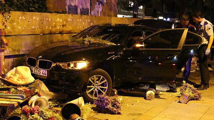Çiçekçinin ölümüne neden olan sürücüye 7 yıl hapis cezası !
