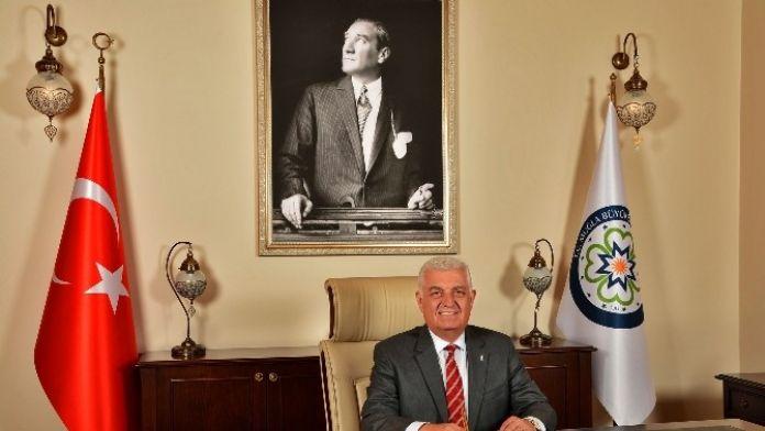 Başkan Gürün: Sevgi Ve Hoşgörü Ortak Dil Olsun