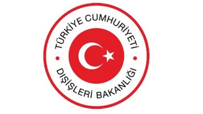 Dışişleri: Türkiye geçmişte olduğu gibi...