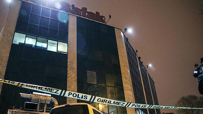 Medya grubuna saldıranlar belli oldu