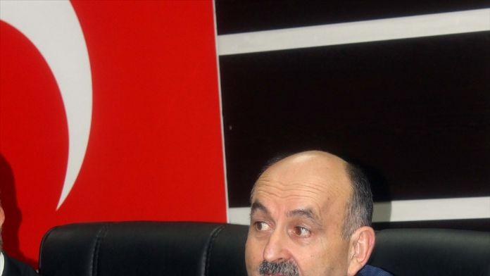 Sağlık Bakanı Müezzinoğlu: