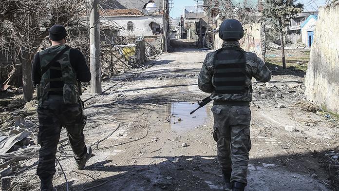 Cizre'de 30 PKK'lı teröristin cesedi ele geçirildi