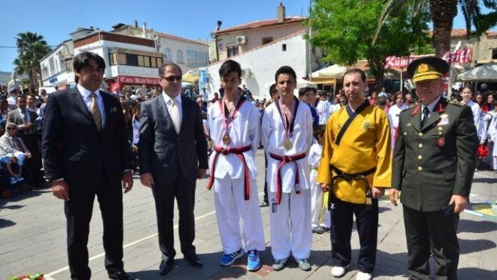 Foçalı Taekwondocular Antalya'da Yarışacak