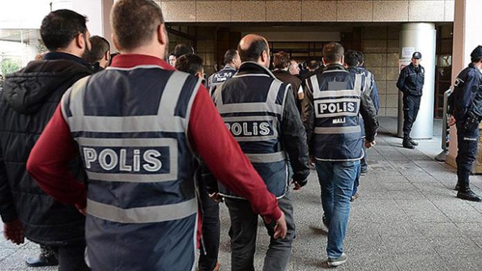 Tarsus'ta terör operasyonu: 42 gözaltı