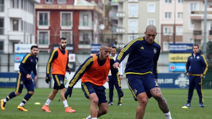 Fenerbahçe'de gözler UEFA Avrupa Ligi'ne çevrildi