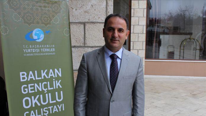 Üsküp'te Balkan Gençlik Okulu Çalıştayı düzenlendi