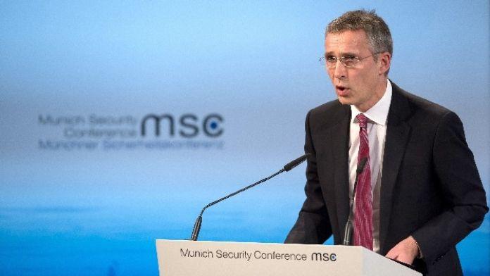 Stoltenberg: 'Bir Başka Soğuk Savaş İstemiyoruz'