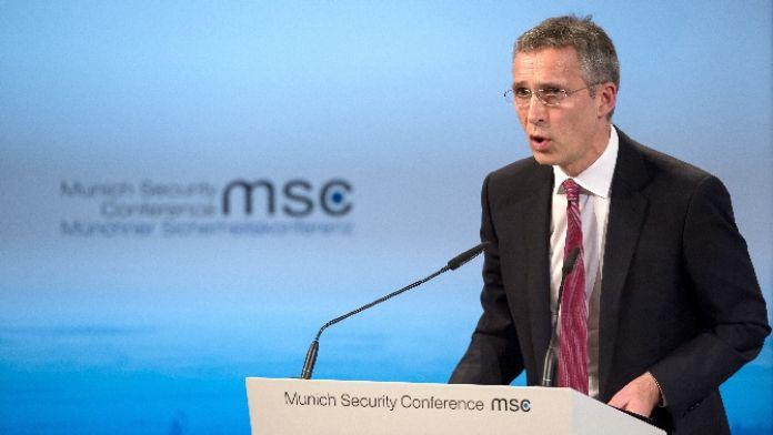 NATO sekreteri Stoltenberg:'Bir başka soğuk savaş istemiyoruz'