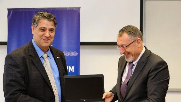 KBÜ'de Öğretim Üyeleri Yeni Bilgisayarlarına Kavuştu