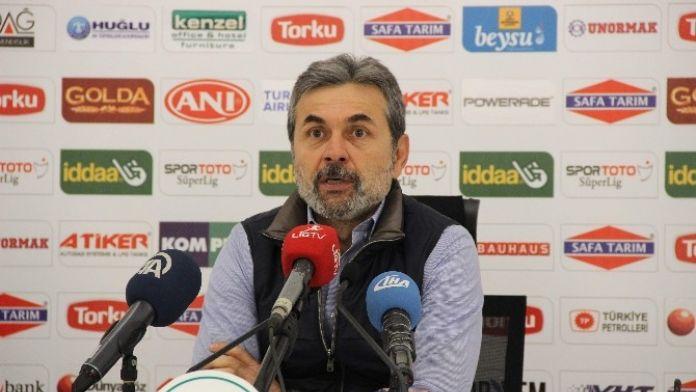 Torku Konyaspor'da Beraberlik Üzüntüsü