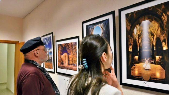 'Anadolu Sevdası' sergisi Tataristan'ın başkenti Kazan'da açı