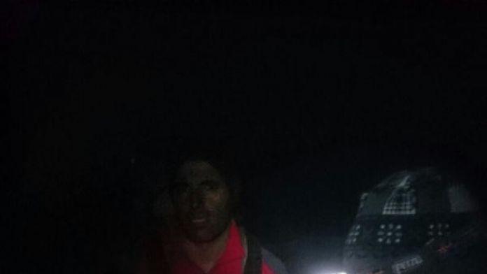 Ağrı Dağı'nda kaybolan kadın turist helikopterle aranıyor- ek fotoğraf