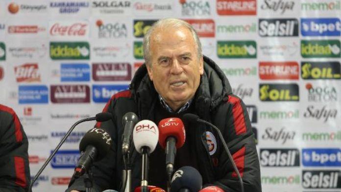 Mersin İdmanyurdu - Galatasaray maçı soyunma odaları