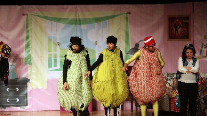 Yenimahalle Belediyesi'nden Mikroplara Karşı Tiyatrolu Mücadele