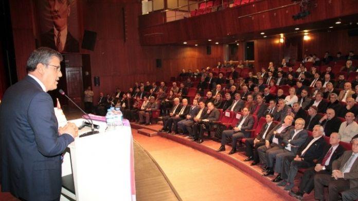 Barut: 'Adana'yı Yeniden CHP'nin Kalesi Yapacağız'
