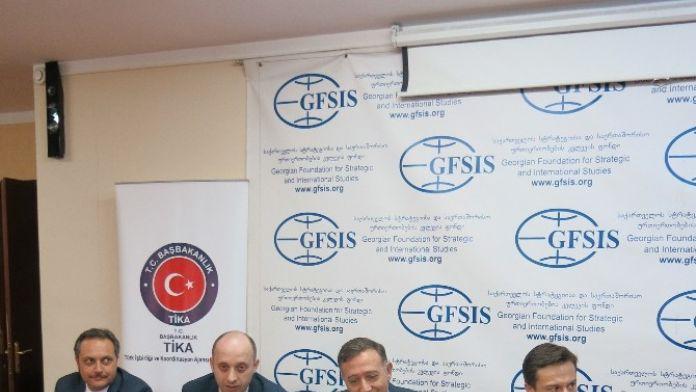'Gürcistan Genç Kamu Görevlileri Eğitim Organizasyon Projesi' Tamamlandı