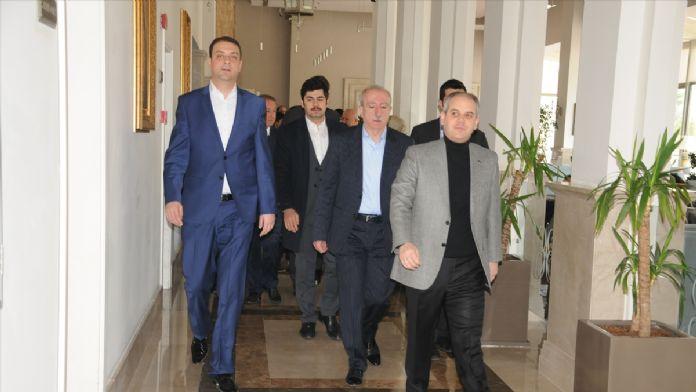 Gençlik ve Spor Bakanı Kılıç, Mardin'de