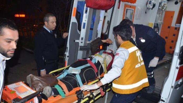 Zonguldak'ta feci kaza : 5 yaralı