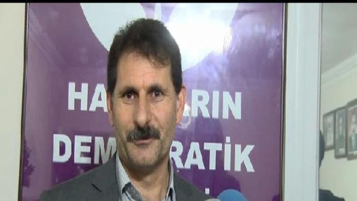 HDP ilçe başkanlıklarında polis araması