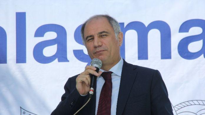 İçişleri Bakanı Ala:'Özgürlük-güvenlik dengesini gözetiyoruz'