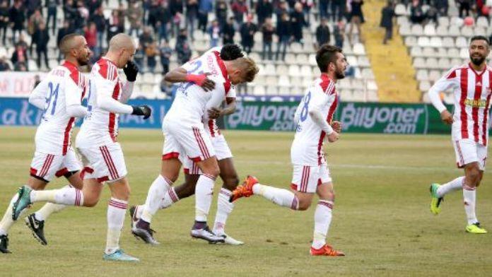 Medicana Sivasspor 63 gün sonra galip