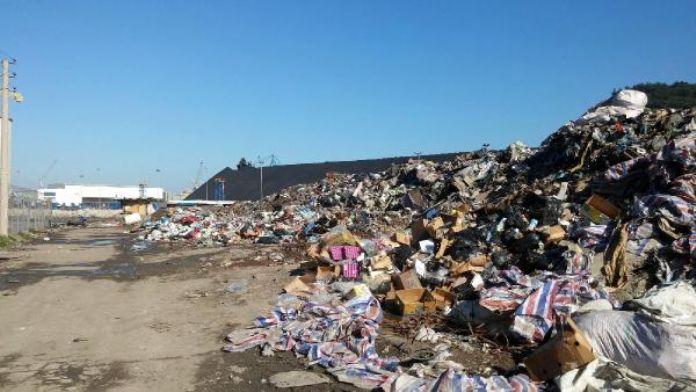 Zonguldak'ta 3 belediyeye çöp cezası