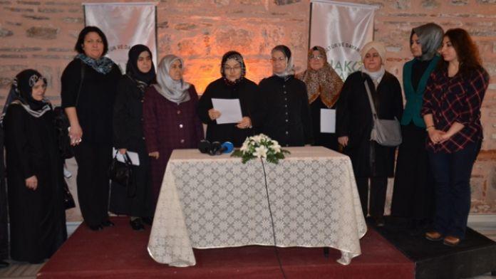 Kadın Kültür ve Dayanışma Birliğinden 'dizi' tepkisi