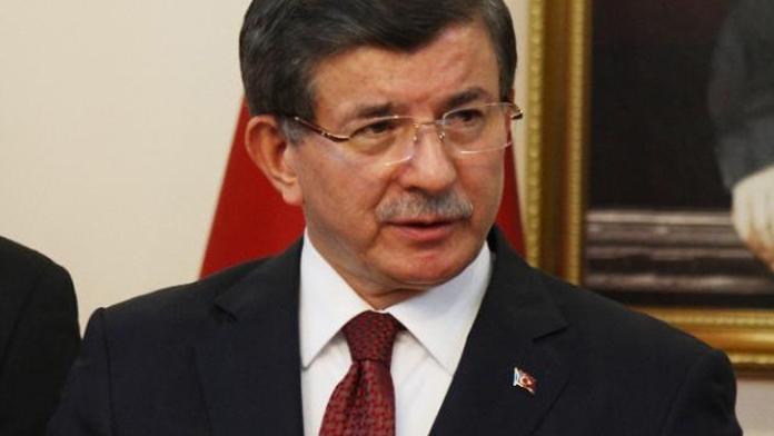 Başbakan Davutoğlu:Ukrayna Başbakanı ile görüştü
