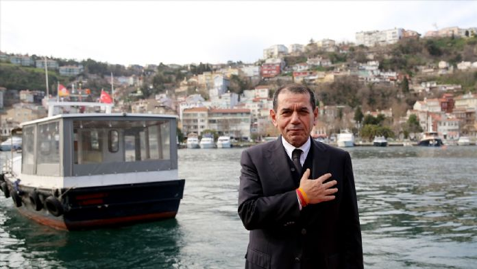 Galatasaray'da 465 bin bileklik satıldı