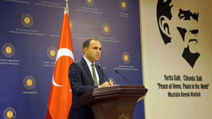 Türkiye'den ABD'ye sert tepki: İcazet almayız