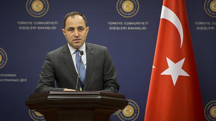 'PYD Suriye masasında olmayacak '
