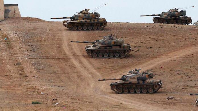 Türkiye'nin Azez'in güneyini vurmasının 3 gerekçesi