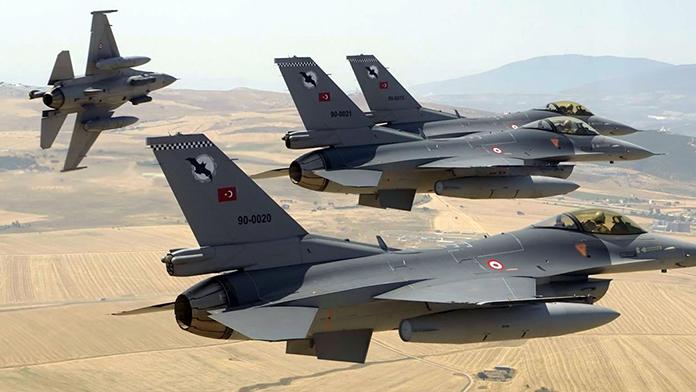 Türkiye de Rusya da vuruyor