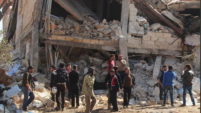 Suriye'ye 'Savaş suçu' uyarısı!