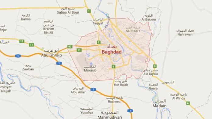Irak'ta askeri helikopter düştü: 9 ölü